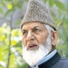 Geelani barred to offer Friday prayers at Masjid Iqra