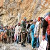 227 pilgrims pay obeisance at the Cave