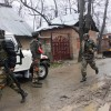 Gunfight rages near LOC in Nowgam sector: Four army men injured, reinforcement rushed