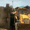 SMC demolishes illegal constructions carried out by Hattrick food owner