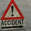 Three including two women injured in road accident in north Kashmir