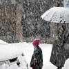 Fresh snowfall on upper reaches, rains lash plain in Kashmir