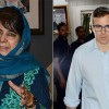 Twitter Wars: Omar accuses late Mufti of bringing people in vehicles for Jan 26 celebrations, Mehbooba fumes