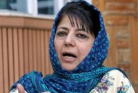 Mehbooba Accuses Army Of Ransacking Homes & Thrashing Civilians In Tral