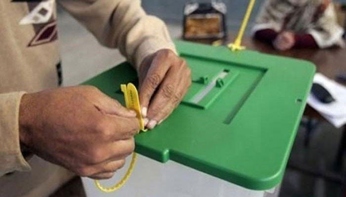 General elections in Pakistan on July 25
