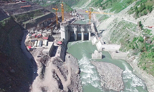 """""""Our share in the 330 mega watt Kishenganga Project is nothing more than exploitation of Kashmiri resources"""""""