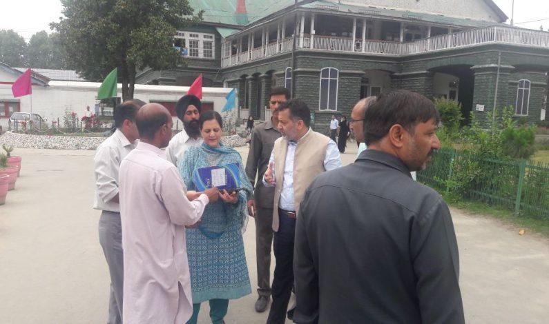 Govt exploring JK's skill landscape: Ansari