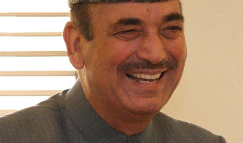 Azad Brings 'Azadi' For Congress in Karnataka; Yeddyurappa Resigns as CM