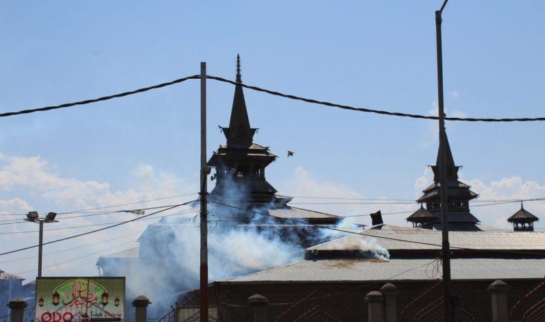 Sacrilege of Srinagar's symbol of resistance