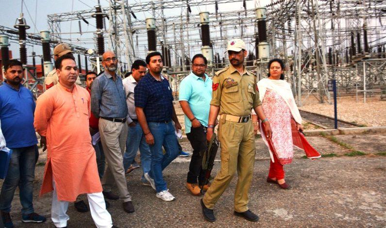 State government making tireless efforts to improve power scenario in JK- Sunil Kumar