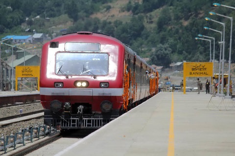 Year-ender report: Udhampur-Baramulla rail link to be completed by Dec 2022