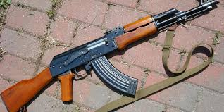 Rifle snatched from policeman near Rumi gate, witnesses recount the incident