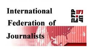 IFJ deplores killing of the Russian scribe in Ukraine