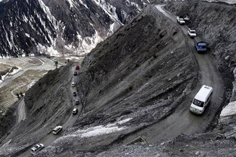 Srinagar-Kargil road reopened today: Officials