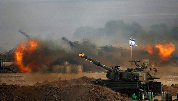 Three Palestinians killed by Israeli Army tank shells  in Gaza