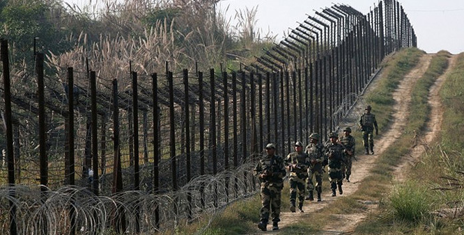Army man steps on landmine near LoC in Nowshera sector, injured