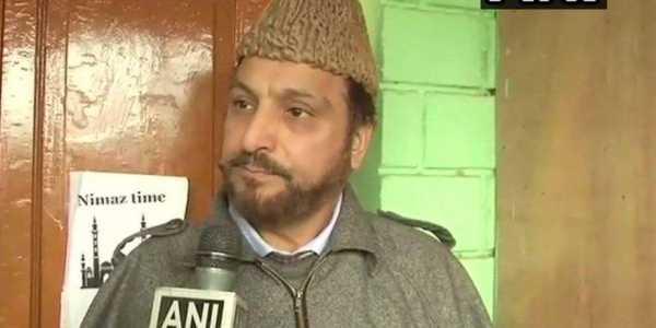 India will leave Kashmir in 2025: Mufti Nasir-ul-Islam