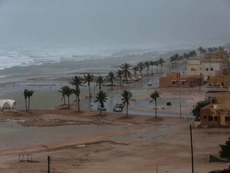 After Socotra, cyclone storms likely to hit Arabian Peninsula