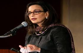 Kashmir has become the symbol of the lost conscience of the international community-, Senate Sherry Rehman