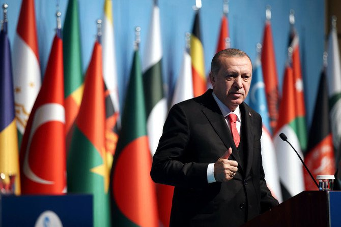 'United Nations has become exhausted and collapsed'-Erdogan
