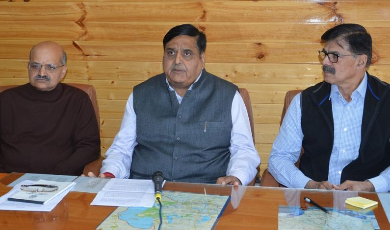 Rains aftermath: Admin fully geared to tackle situation: Vyas