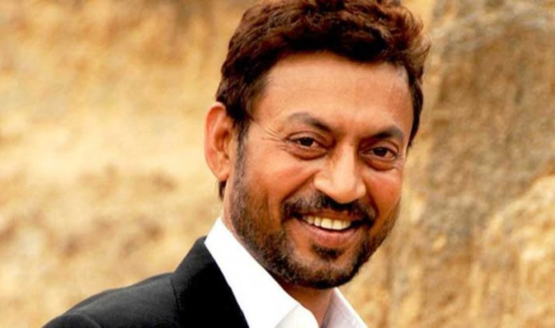 Battling cancer, actor Irrfan Khan writes open letter: 'Between the game of life and the game of death, there is just a road'