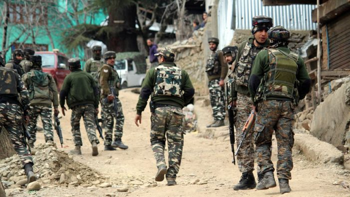 90 civilians, 581 militants killed in various encounters during past four years