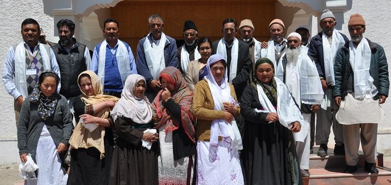 Training program held for Hajj pilgrims in Leh