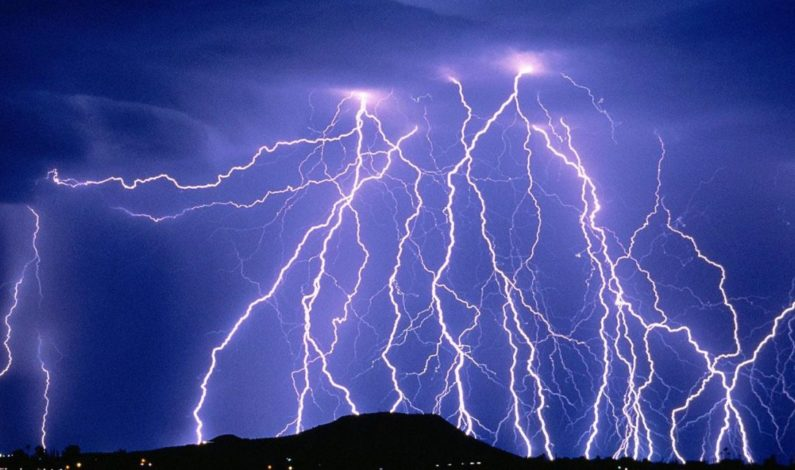 3 Persons Injured in Lightning Strike in Karnah