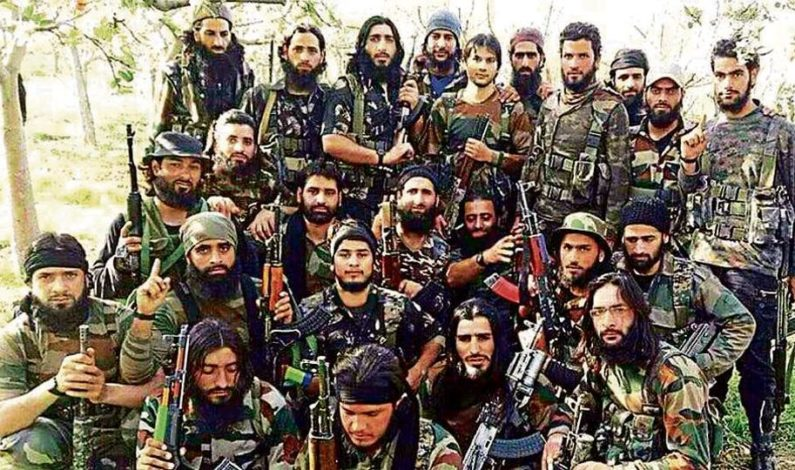 Long read: Inside the mind of new age Kashmiri militants