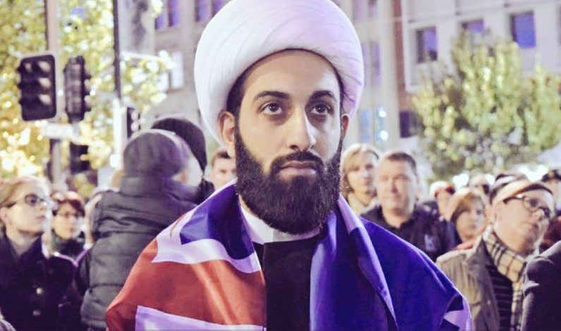 Imam Tawhidi is a 'joker'