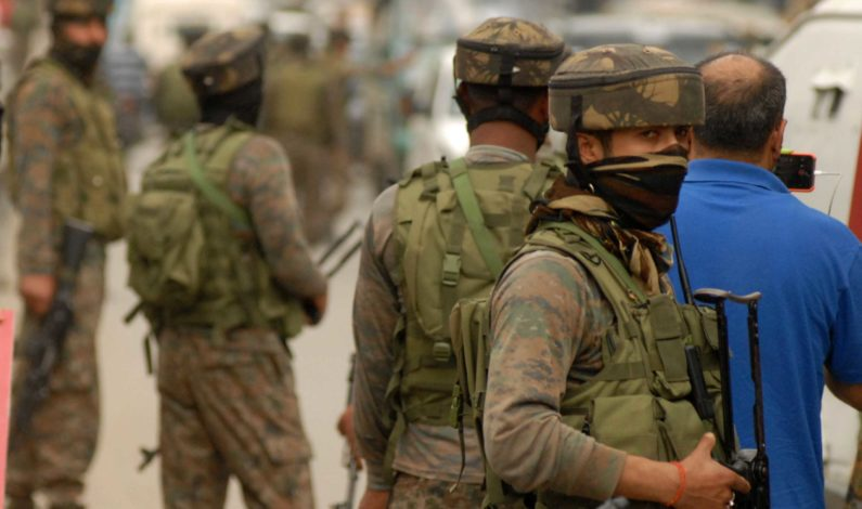 2 militants killed in Hajin encounter, clashes erupt
