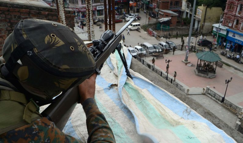 New Delhi considering 'crucial change' in 'controversial' AFSPA