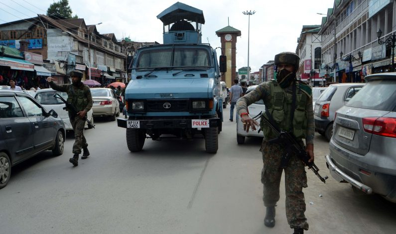 Slain trooper laid to rest in Pulwama