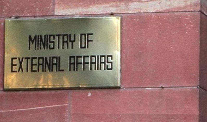 China had no locus standi on Jammu and Kashmir: India