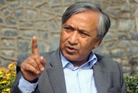 Sealing Kashmir Times office an attempt to muzzle freedom of press:Tarigami