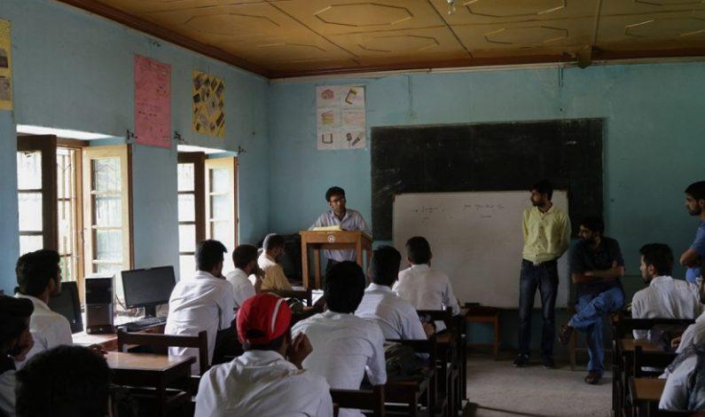 Never ending exploitation of private school teachers in Kashmir
