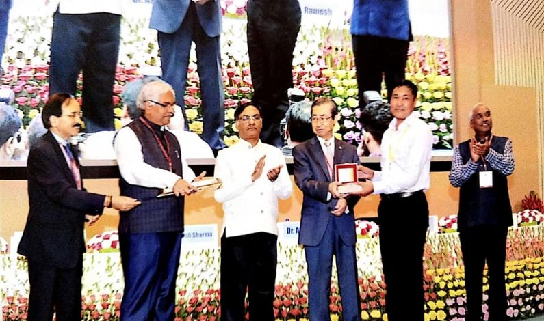 Weatherman Sonam Lotus bags best employee award, will donate award money for charity