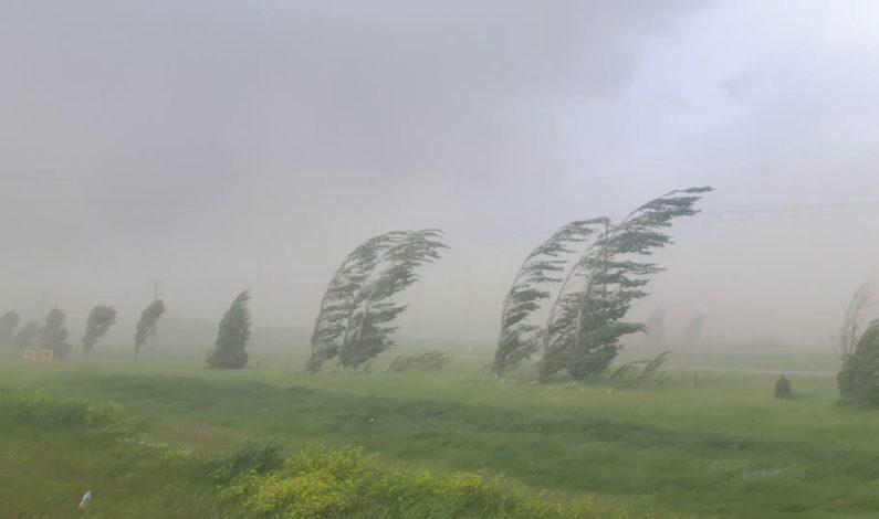 Hailstorm destroyed apple blossoms: Larmi, Khan seek compensation for affected