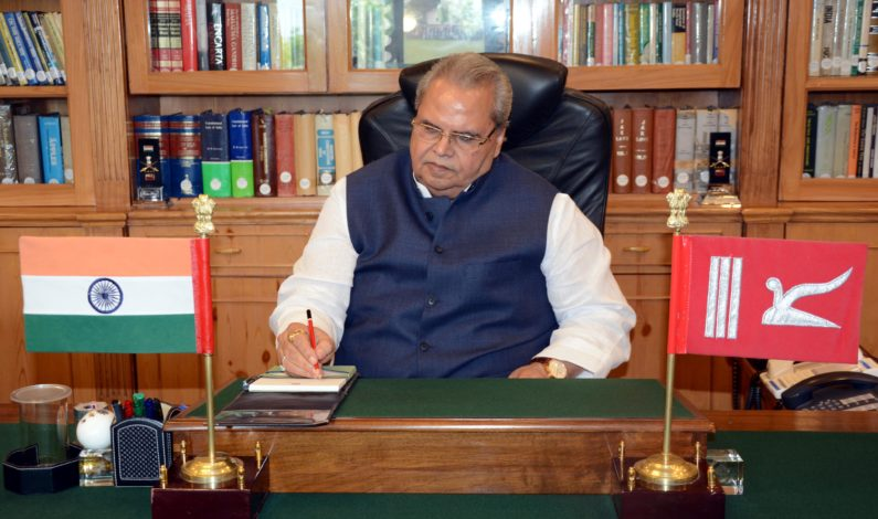 Governor extends New Year greetings