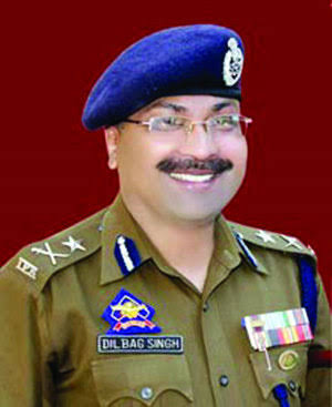 J&K Police fought terrorism with utmost courage; peaceful atmosphere our prime concern: DGP Dilbag Singh