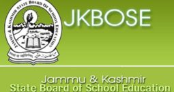 JKBOSE decides not to conduct exams of leftover papers, Ex theory practical of class 11 in Kashmir Div