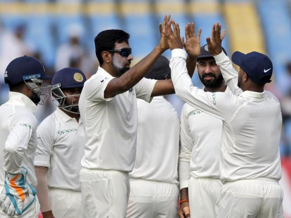 India crush West Indies inside three days, enjoy home conditions