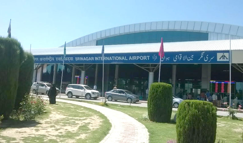 Army soldier along with two Kupwara girls 'detained' at Srinagar Airport