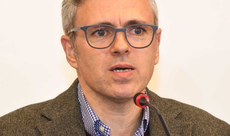 This election being fought for protection of J&K's Special Status: Omar Abdullah