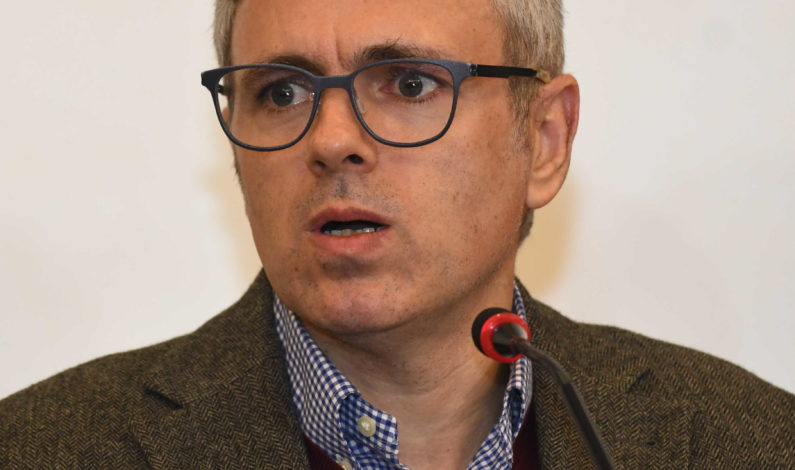 Amendments to the land ownership law has put J&K up for sale: Omar Abdullah