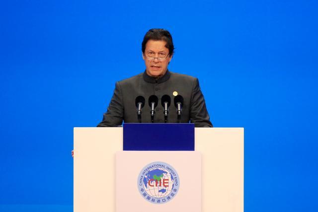 'We will show Modi's India how to treat minorities', says Pakistan Prime Minsiter