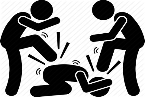 Two teenage boys had a scuffle in lal bazaar, one critical
