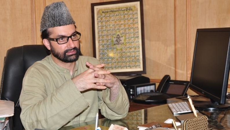 Desecration of Jamia Pulpit: Mirwaiz asks people, Ulema to offer Friday prayers at the historic mosque