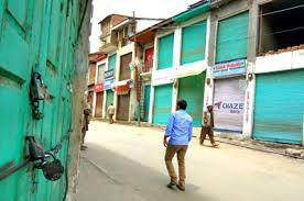 Srinagar fruit Mandi shuts down, in protest against Kashmir highway 'blockade'